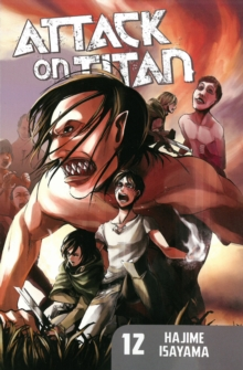 Attack On Titan 12, Paperback Book