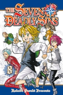 The Seven Deadly Sins 8, Paperback Book