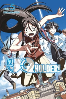 Uq Holder 5, Paperback / softback Book