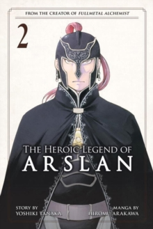The Heroic Legend Of Arslan 2, Paperback Book