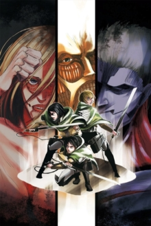 Attack on Titan 16, Paperback Book