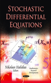 Stochastic Differential Equations, Hardback Book
