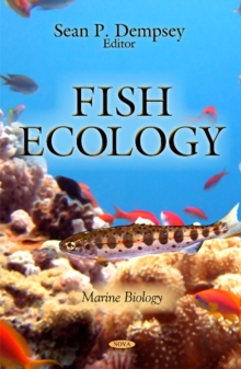 Fish Ecology, Hardback Book