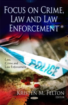 Focus on Crime, Law & Law Enforcement, Hardback Book