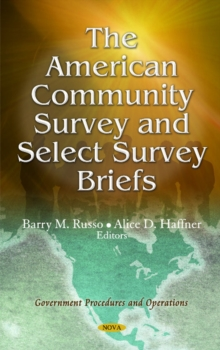 American Community Survey & Select Survey Briefs, Hardback Book