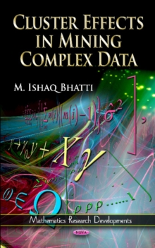 Cluster Effects in Mining Complex Data, Hardback Book