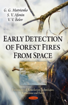 Early Detection of Forest Fires from Space, Paperback Book