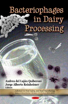 Bacteriophages in Dairy Processing, Hardback Book