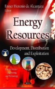 Energy Resources : Development, Distribution & Exploitation, Hardback Book