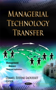Managerial Technology Transfer, Hardback Book