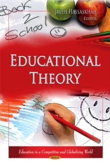 Educational Theory, Hardback Book
