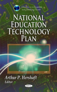 National Education Technology Plan, Hardback Book
