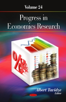 Progress in Economics Research : Volume 24, Hardback Book