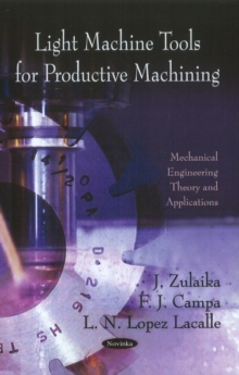 Light Machine Tools for Productive Machining, Paperback / softback Book