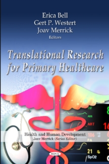 Translational Research for Primary Healthcare, Hardback Book