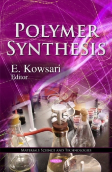 Polymer Synthesis, Hardback Book