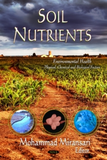 Soil Nutrients, Hardback Book