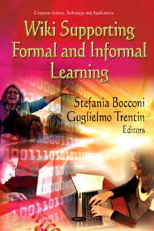 Wiki Supporting Formal & Informal Learning, Hardback Book