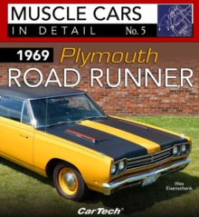 1969 Plymouth Road Runner : In Detail No. 5, Paperback / softback Book