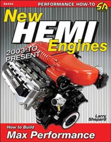 New Hemi Engines 2003 to Present, Paperback / softback Book