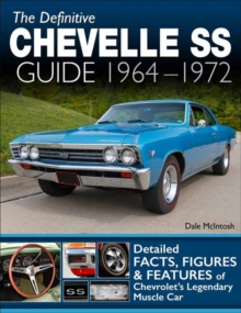 The Definitive Chevelle SS Guide 1964-1972, Paperback / softback Book