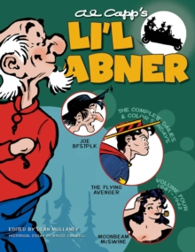 Li'l Abner The Complete Dailies And Color Sundays, Vol. 4 1941-1942, Hardback Book