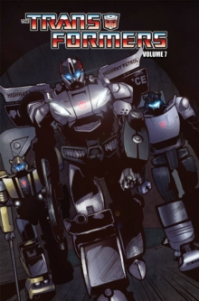 Transformers Volume 6 Chaos Police Action, Paperback / softback Book