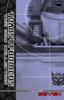 Transformers The Idw Collection Volume 7, Hardback Book
