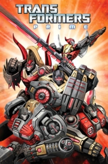 Transformers Prime Rage Of The Dinobots, Paperback / softback Book