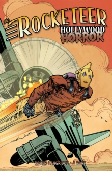 Rocketeer Hollywood Horror, Hardback Book