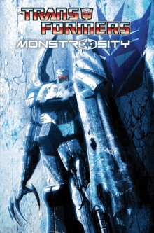 Transformers Monstrosity, Paperback Book