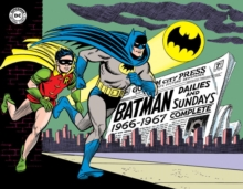 Batman The Silver Age Newspaper Comics Volume 1 (1966-1967), Hardback Book