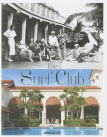 The Surf Club, Hardback Book
