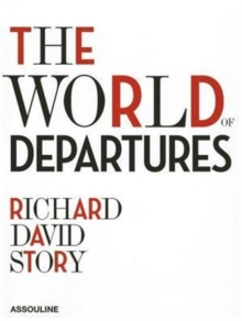 World of Departures, Hardback Book