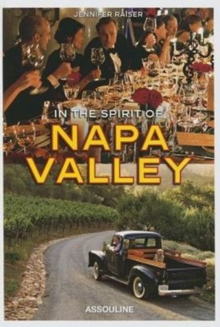In the Spirit of Napa Valley,  Book
