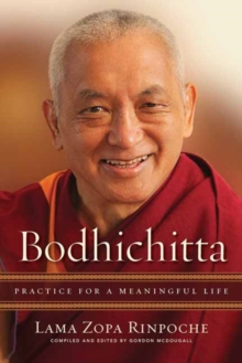 Bodhichitta : Practice for a Meaningful Life, Hardback Book