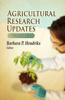 Agricultural Research Updates : Volume 2, Hardback Book