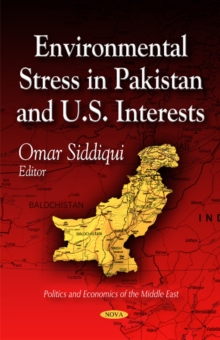 Environmental Stress in Pakistan & U.S. Interests, Paperback Book