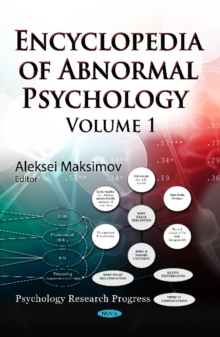 Encyclopedia of Abnormal Psychology : 2-Volume Set, Hardback Book