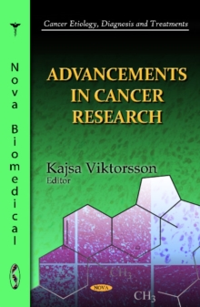 Advancements in Cancer Research, Hardback Book