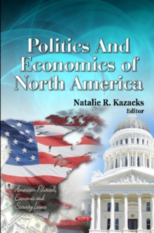 Politics & Economics of North America, Hardback Book