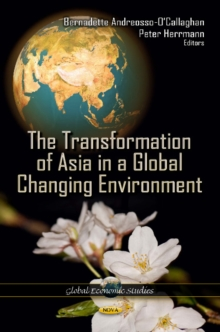 Transformation of Asia in a Global Changing Environment, Hardback Book