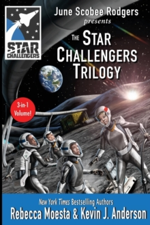 Star Challengers Trilogy : Moonbase Crisis, Space Station Crisis, Asteroid Crisis, Paperback / softback Book