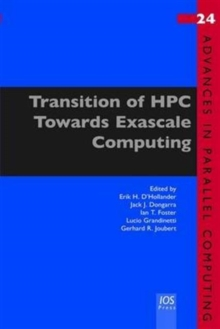 Transition of Hpc Towards Exascale Computing, Paperback / softback Book