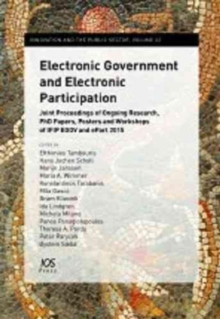 ELECTRONIC GOVERNMENT & ELECTRONIC PARTI, Hardback Book
