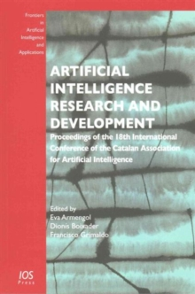 ARTIFICIAL INTELLIGENCE RESEARCH & DEVEL, Paperback Book
