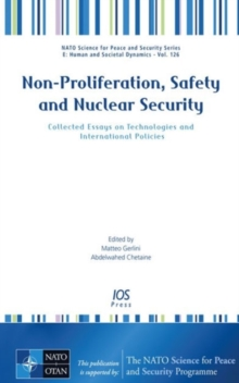 NONPROLIFERATION SAFETY & NUCLEAR SECURI, Spiral bound Book