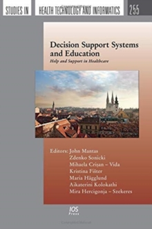 DECISION SUPPORT SYSTEMS & EDUCATION, Paperback Book