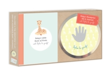 Baby's Handprint Kit and Journal with Sophie La Girafe, Paperback / softback Book