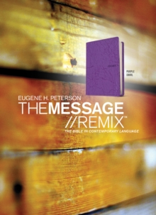 Message Remix 2.0-MS, Leather / fine binding Book